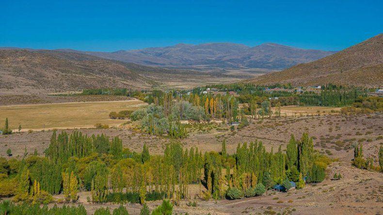 El Cholar es una localidad campera del Norte neuquino.