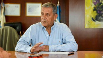 El intendente Horacio Quiroga se refirió ayer a la denuncia de concejales opositores contra Guillermo Monzani.