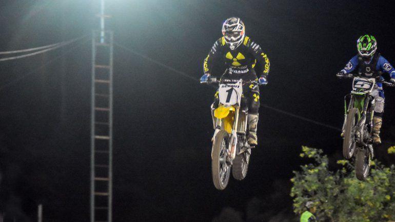 Marco Schmit saldrá a buscar el tricampeonato en la MX1.
