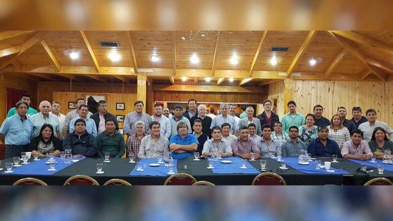 Intendentes del MPN ratifican apoyo a Gutiérrez y no irán a la Convención