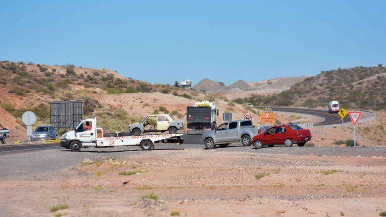 Los rulos de la Autovía podrían terminarse para enero de 2019