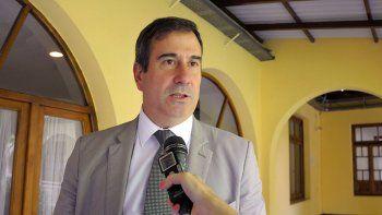 Corradi Diez se reunió con el intendente Esteban Cimolai.
