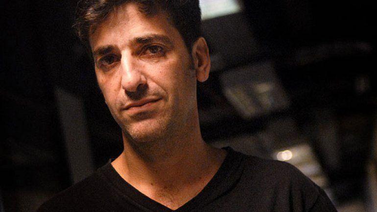 Gustavo Grabia. Periodista deportivo especialista en barrabravas