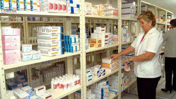 Las farmacias tienen un menor margen de ganancias por la medida fiscal.