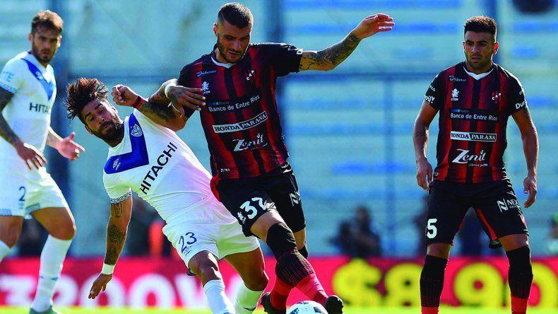 Patronato complicó a Vélez y el clásico platense fue 0 a 0
