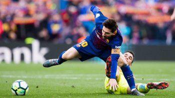 Barcelona no pudo con Getafe y sumó un segundo empate