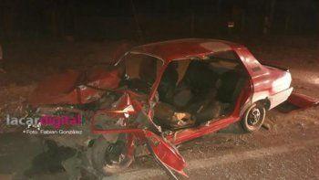 Seis heridos en un choque en San Martín de los Andes
