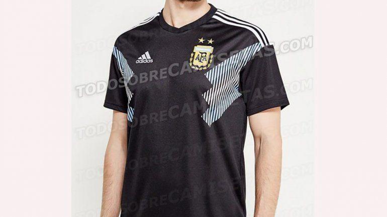 Islandia debutará con la camiseta blanca y Argentina vestiría de negro