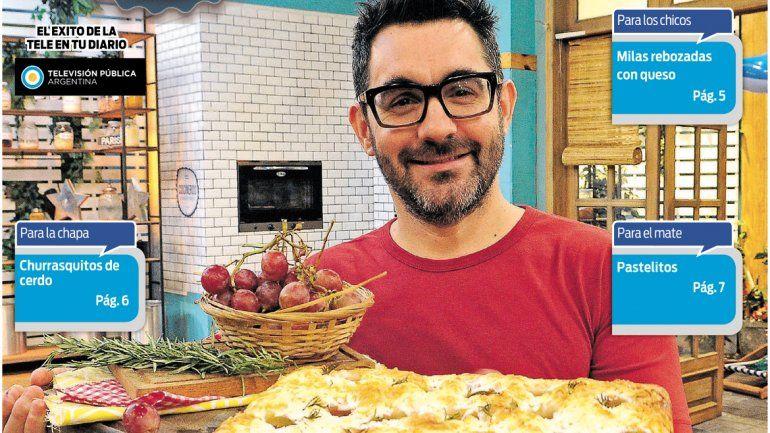 Deleitate con las nuevas recetas de Cocineros Argentinos