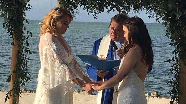 Luego del casamiento