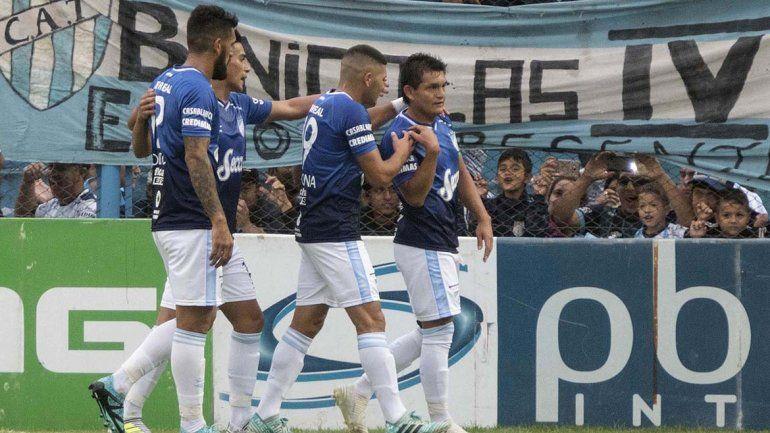 Atlético Tucumán y Tigre festejaron victorias en los partidos del lunes