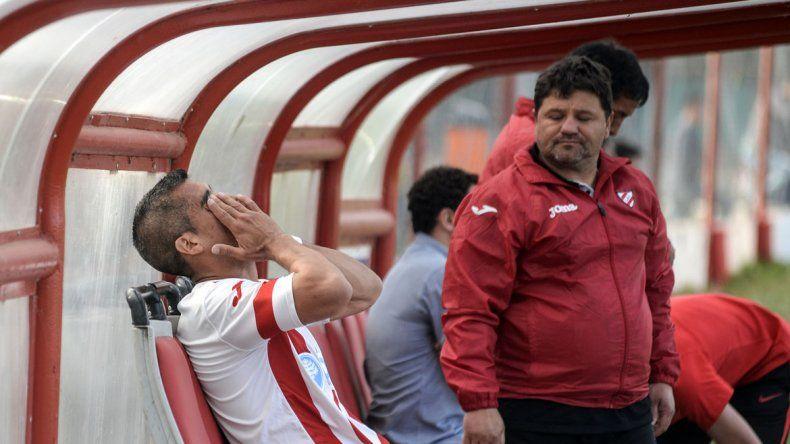 El lateral izquierdo y el volante central no podrán estar ante Rivadavia.