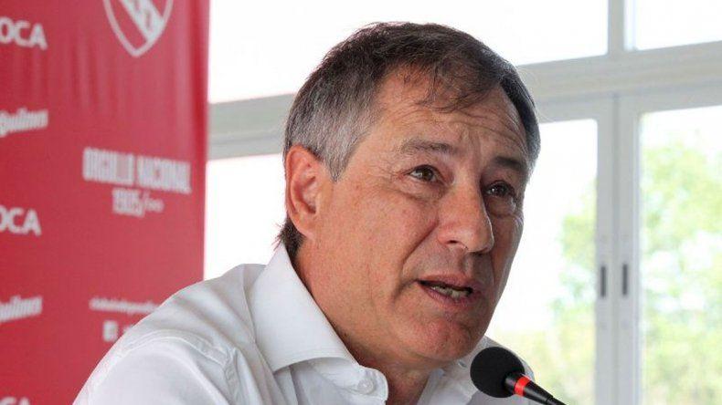 Ariel Holan ya palpita la final ante Gremio de Porto Alegre.