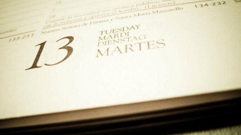¿Por qué el martes 13 es sinónimo de mala suerte?