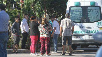 el autor del triple crimen de guaymallen se suicido