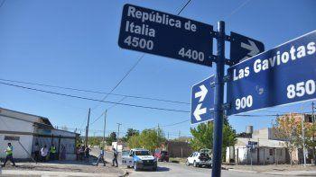 Vecinos piden un semáforo por los constantes choques