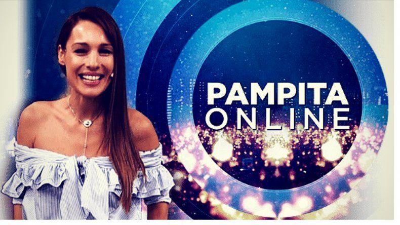 ¿Quiénes acompañan a Pampita en su programa de Telefé?