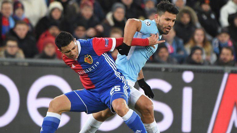 Con un gol de Agüero, el City ganó y la Juve empató con dos de Higuaín
