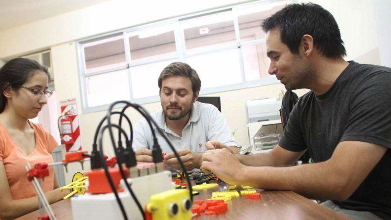 El desarrollo de Robustito es de la Universidad Nacional de San Juan.