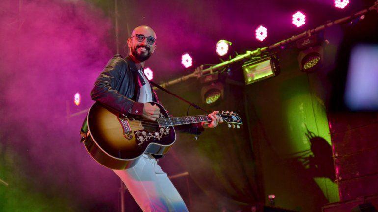Abel Pintos anunció cuándo tocará de nuevo en Neuquén