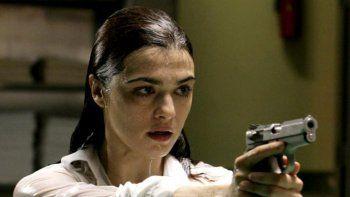 Rachel Weisz es la pareja de Daniel Craig, el último James Bond.