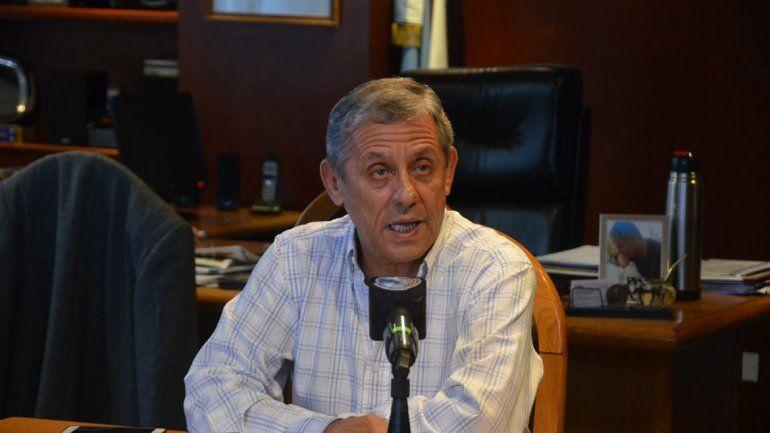 Pechi Quiroga enfatizará sobre las obras de su gestión en el Deliberante.