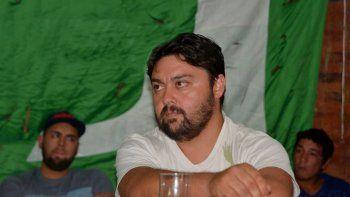 Alberto Beto Vivero, un referente K dentro del territorio neuquino.