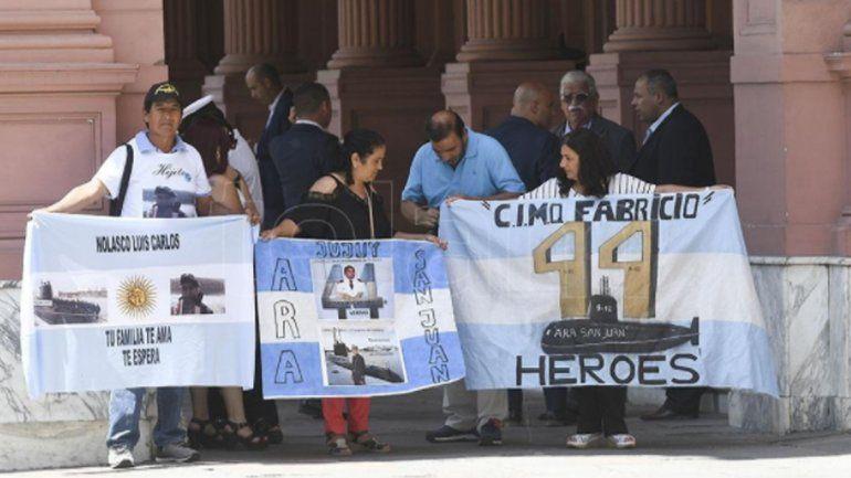 Gobierno recompensará con $98 millones por información del ARA San Juan