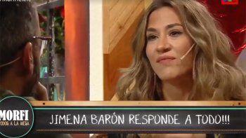 Jimena Barón confirmó la ruptura con Del Potro