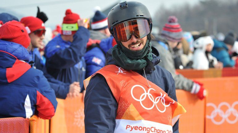 El neuquino que debuta en las pistas de los Juegos Olímpicos de Invierno