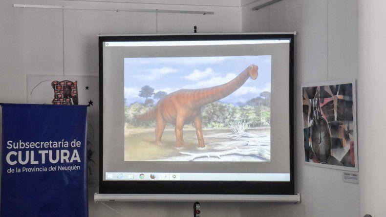 Descubren un nuevo dinosaurio que lleva el nombre de El Chocón