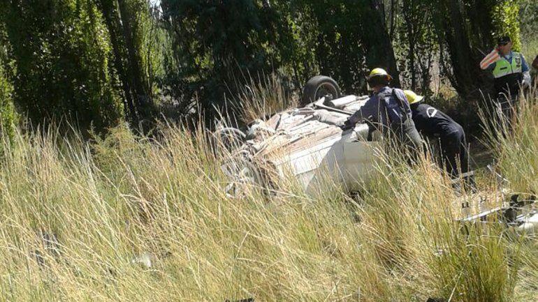 Accidente fatal: un hombre murió tras un choque frontal en la Ruta 7