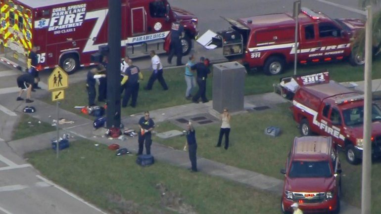 Al menos 15 muertos y varios heridos en un tiroteo en una escuela