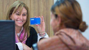 Ya se puede tramitar la tarjeta SUBE en El Estado en tu Barrio