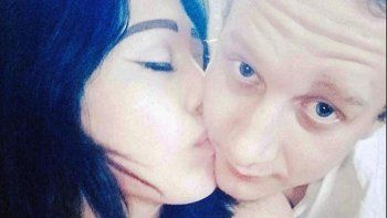 Anastasia Onegina y su novio, un soldado de 24 años, eran sadomasoquistas. Parte de él terminó en el freezer.