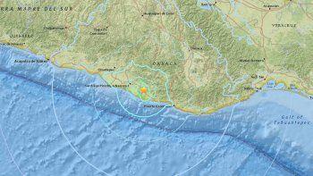 un nuevo sismo de 7.2 alarmo a todo mexico