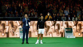 El suizo venció a Robin Hasse y avanzó a semis del ATP de Rotterdam.