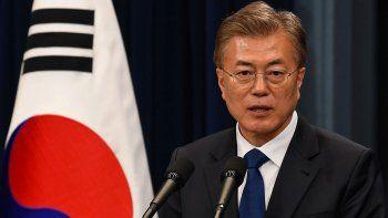 Para el presidente surcoreano, no es momento de reunirse.