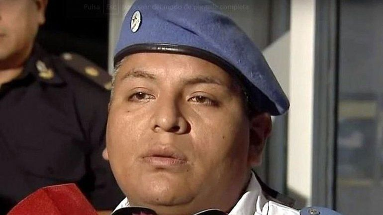 Chocobar, el efectivo que mató a un ladrón, volvió a trabajar