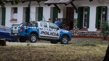 El Casino de Suboficiales del Ejército fue allanado por la Policía ayer a la tarde.