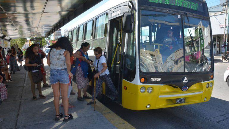 Todavía no se aplica el aumento del boleto urbano