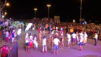 el carnaval cierra esta noche con la presencia de kapanga