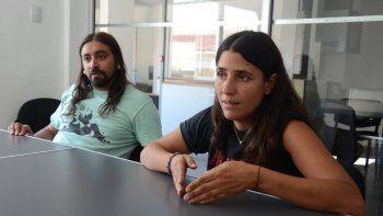 Fermín Martínez y Nadia París fueron allanados y se sienten perseguidos.