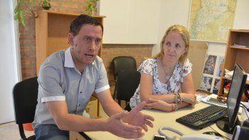 Iván Benzaquén y Érica Pedersen integran el Observatorio de Violencia Contra las Mujeres.