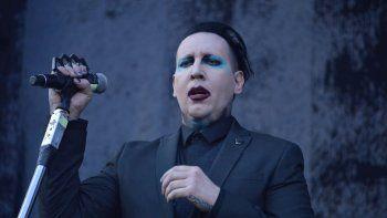 Marilyn Manson era fanático de la serie y acosaba a sus protagonistas.