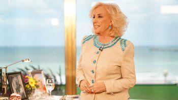 Mirtha se tomará unos días de vacaciones y regresará en marzo con sus emisiones desde Buenos Aires. Ulises Bueno fue la estrella del almuerzo.