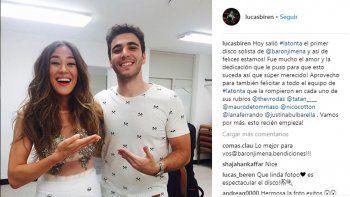 Jimena Barón sigue apostando a su alto perfil tras su ruptura con Delpo y se muestra sexy en las redes sociales.