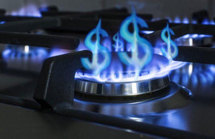 El Gobierno dispuso que el aumento de gas se podrá pagar en cuotas