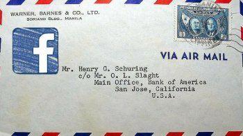 face enviara cartas para verificar las identidades de los usuarios