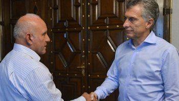 Macri recibió a familiares del cadete muerto en La Rioja